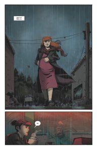 Nailbiter, les liens du sang, joshua Williamson, Mike Henderson, Glénat Comics