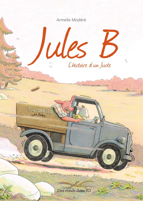 Jules B l'histoire d'un juste, Armelle Modéré, Des ronds dans l'O