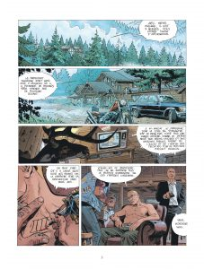 XIII Mystery 10, Calvin Wax, Corentin Rouge, Fred Duval, Dargaud