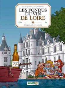 Les fondus du vin de Loire, Bamboo, Les fondus du vin