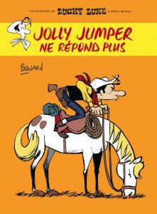 Lucky Luke, Jolly Jumper ne répond plus, Dargaud, Bouzard