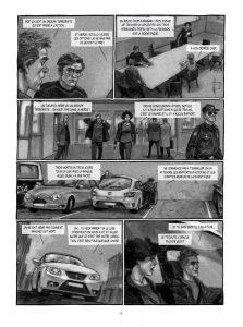 Preview,Proies Faciles, Miguelanxo Prado, Rue de Sèvres