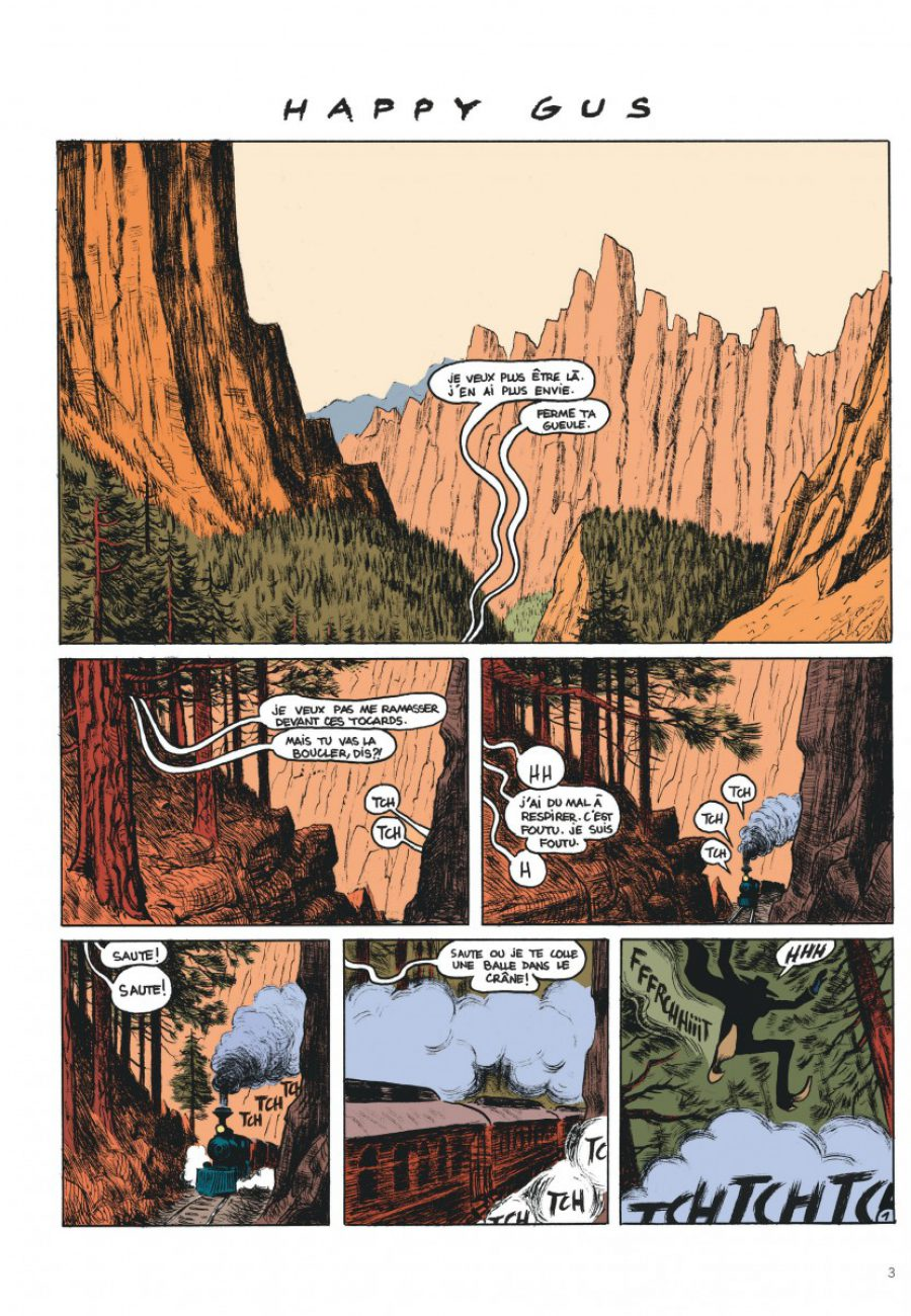 Gus #4, Happy Clem, Christophe Blain, Dargaud-page3-1200