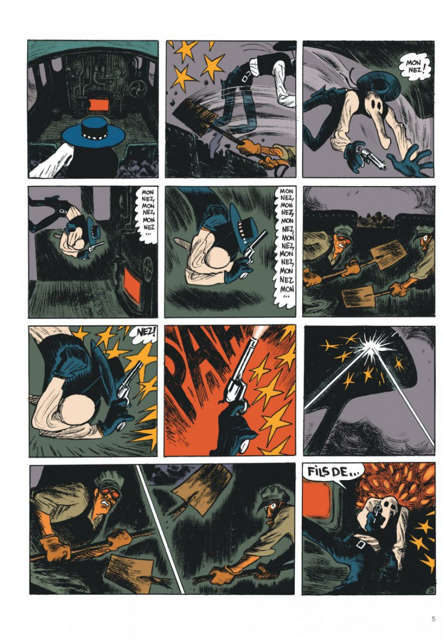 Gus #4, Happy Clem, Christophe Blain, Dargaud-page5-1200