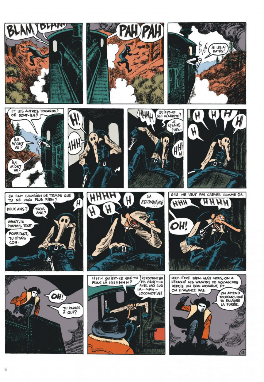 Gus #4, Happy Clem, Christophe Blain, Dargaud-page6-1200