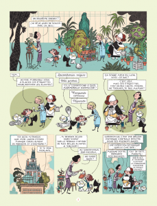 Astrid Bromure 3, Comment épingler l'enfant sauvage, Fabrice Parme, Rue de Sèvres