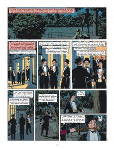 Blake et Mortimer 24, Le testament William S., Dargaud, Yves Sente, André Juillard