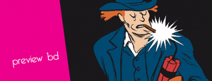 Preview, Gus #4, Happy Clem, Christophe Blain, Dargaud
