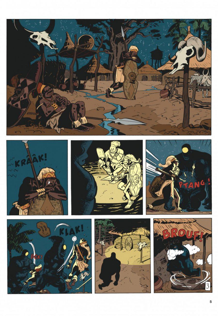 Preview, Le Spirou de 11, Le Maitre des hosties noires, Yann, Schwartz, Dupuis-page5-1200