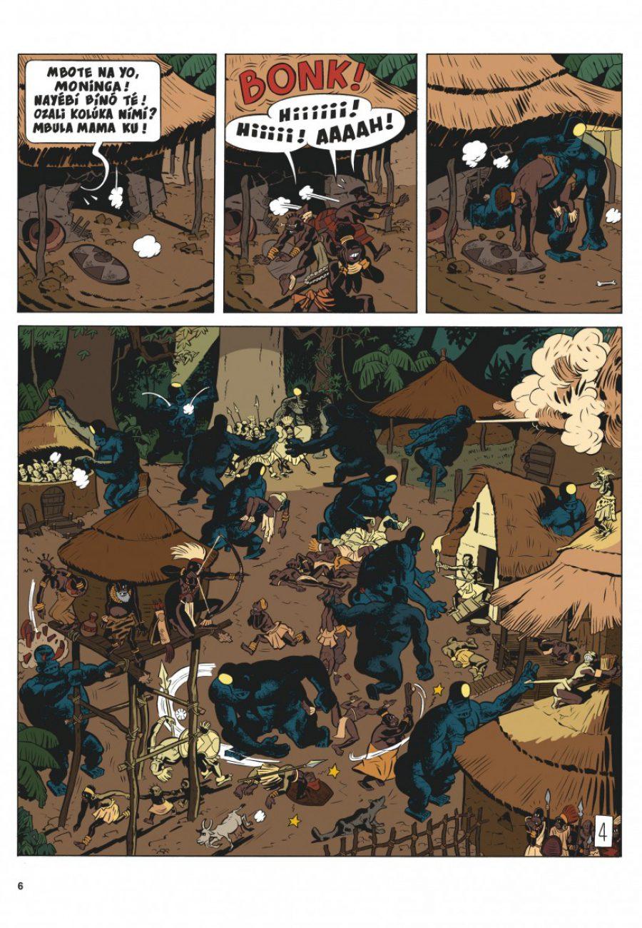 Preview, Le Spirou de 11, Le Maitre des hosties noires, Yann, Schwartz, Dupuis-page6-1200