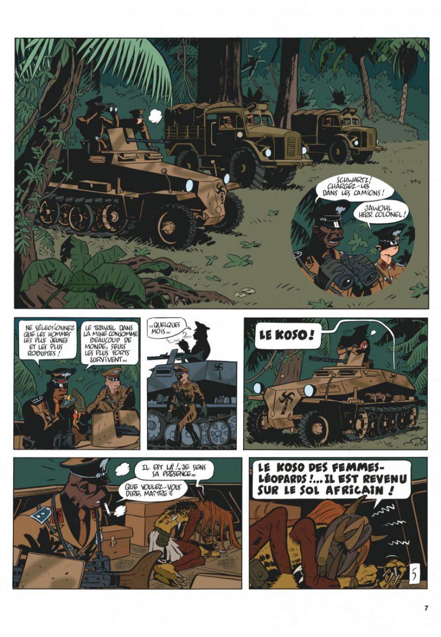 Preview, Le Spirou de 11, Le Maitre des hosties noires, Yann, Schwartz, Dupuis-page7-1200