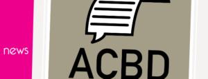 Rapport ACBD 2016, année de la stabilisation