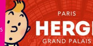Hergé - Gand Palais - Tintin