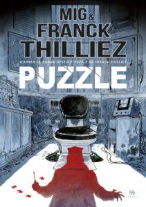 Puzzle, thilliez, Mig, Ankama