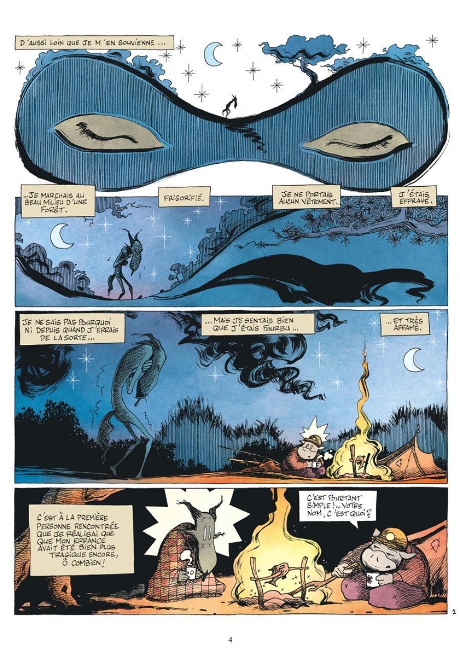 Preview, Loup, Renaud Dillies, Dargaud