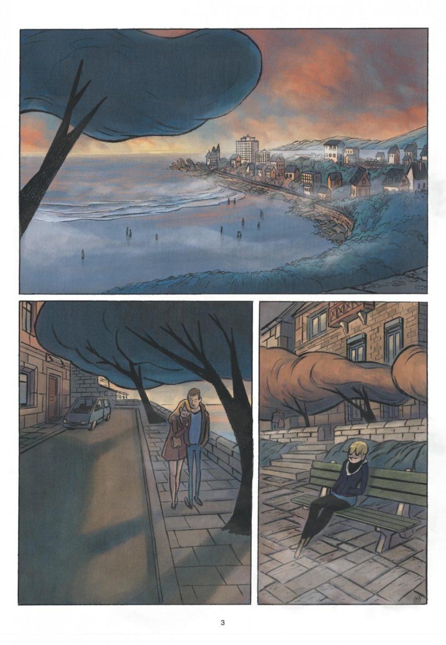 Rose, Double vie, Dupuis-page3-1200