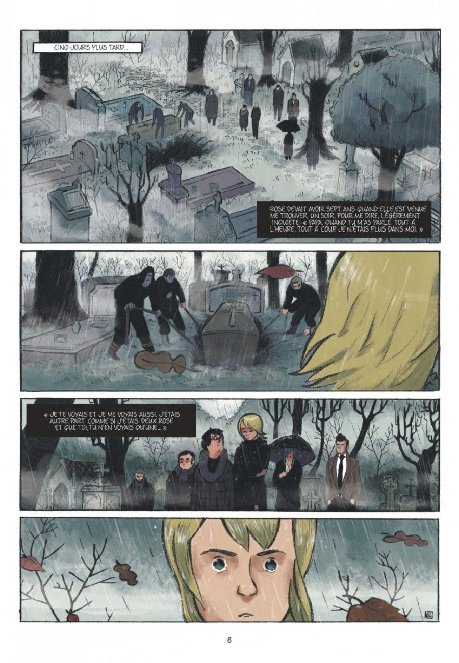 Rose, Double vie, Dupuis-page6-1200