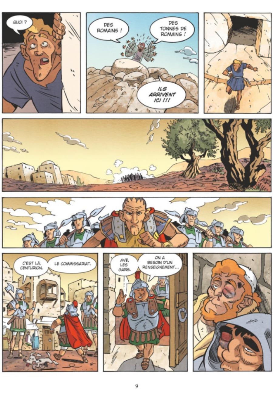 Un jour sans Jésus, Livre 2, chico Pacheco, Nicolas Juncker, Vent d'Ouest