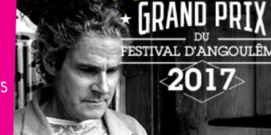 cosey, Grand pirx du Festival d'Angoulême 2017