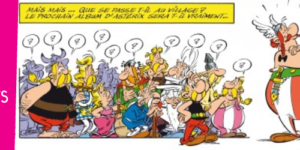 Asterix 37, Teaser promotionnel