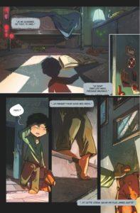 Croquemitaines #1, Mathieu Salvia, Djet, Glénat Comics