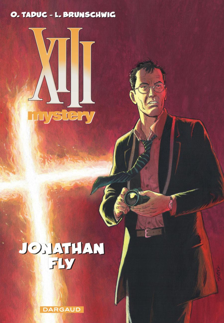 XIII Mystery #11, Jonathan Fly, Brunschwig, Taduc, Dargaud