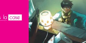 Dans la case, Mathieu Salvia, Djet, Croquemitaires, Glénat Comics