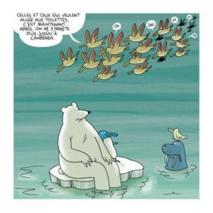 A la dérive, petit traité de philosophie, Hachette Comics, Berberian