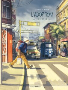 L'adoption #2, La Garùa, Grand Angle, Chronique BD