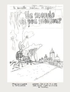 Lapinot, un monde un peu meilleur, Lewis Trondheim, L'association