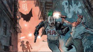 Batman, Enrico Marini, Gotham, Dargaud, DC Comics