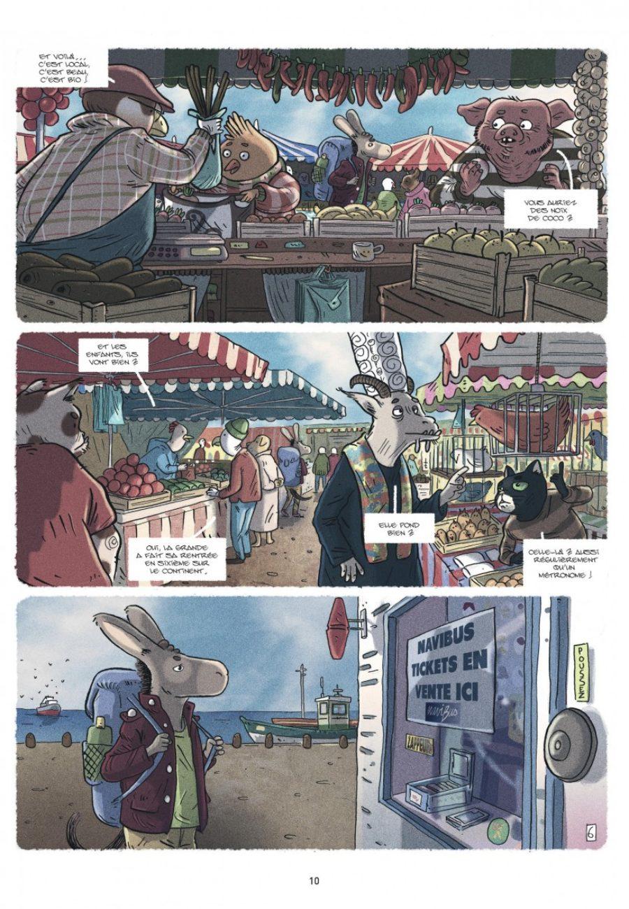 Mulo #1, Crachin Breton, Dargaud, Le Bihan, Pog-page10-1200