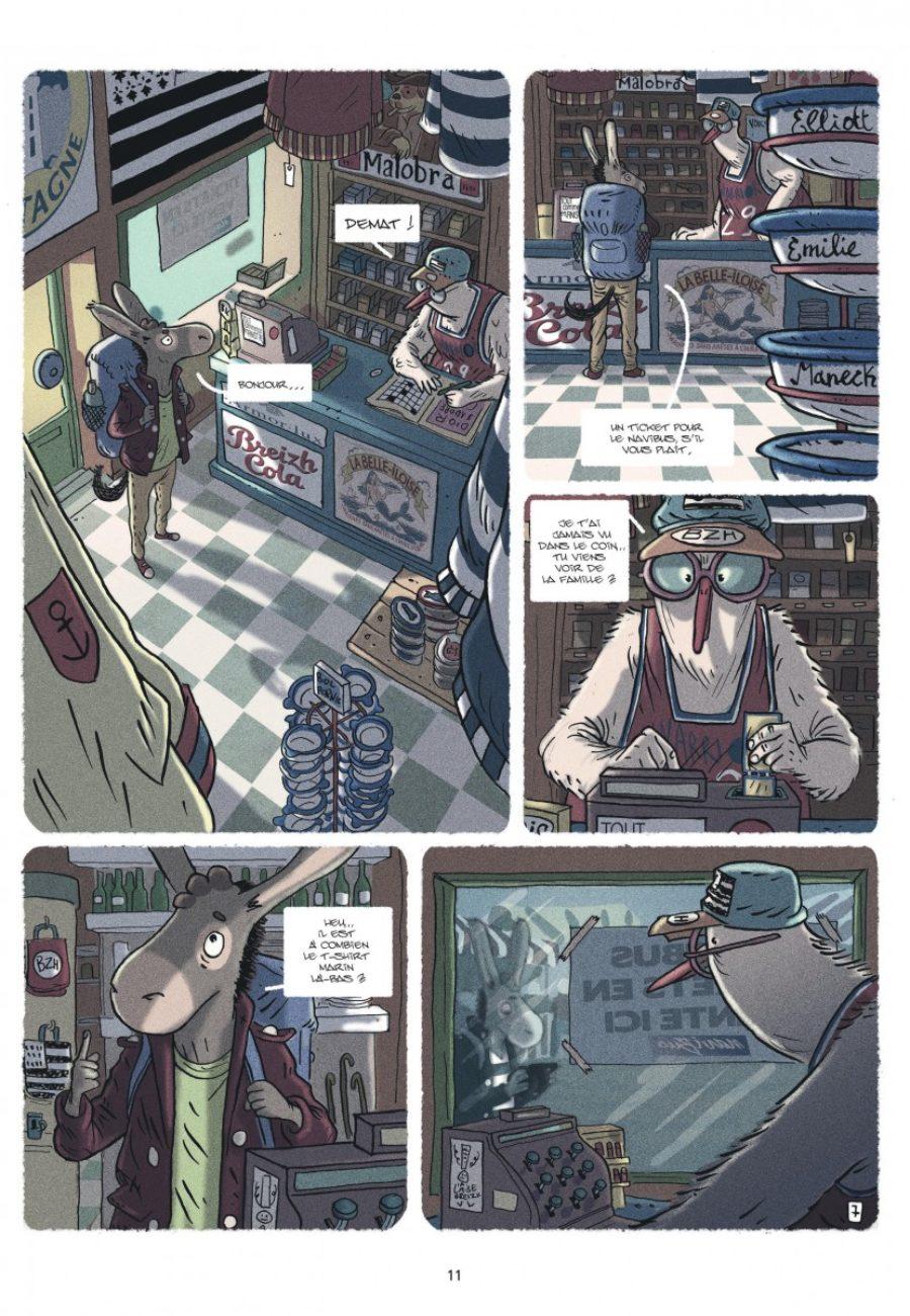Mulo #1, Crachin Breton, Dargaud, Le Bihan, Pog-page11-1200