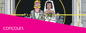 Concours Clifton #23, Just Married, Le Lombard, Zidrou, Turk