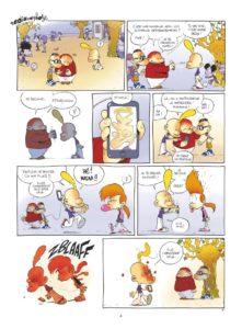 Titeuf #15, A fond le slip !, Zep, Glénat