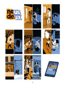 Eté, Delcourt, Arte éditions, Surcouf, Cadène, Duvelleroy, Saffiedine