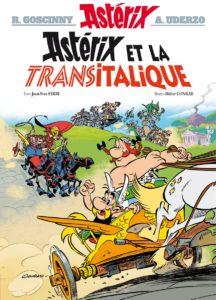 Astérix et la Transitalique, Ferri, Conrad, Editions Albert René