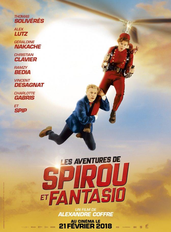 Les aventures de Spirou et Fantasio, film