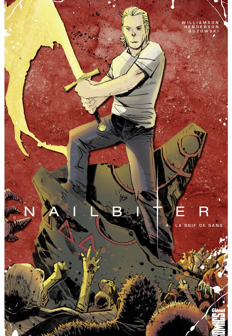 Nailbiter #4, La soif du sang, Williamson, Henderson, Glénat
