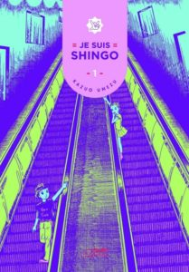 Je suis Shingo tome 1 de Kazuo Umezu aux éditions Le Lézard Noir