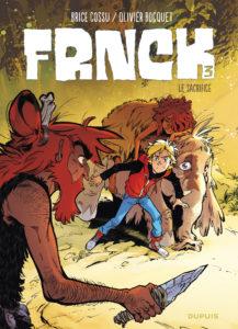 Frnck #3 - Le sacrifice - Dupuis