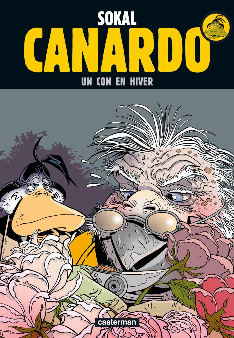 Canardo #25, un con en hiver, Casterman