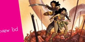 Conan le Cimmérien, La Reine de la côte noire, Glénat