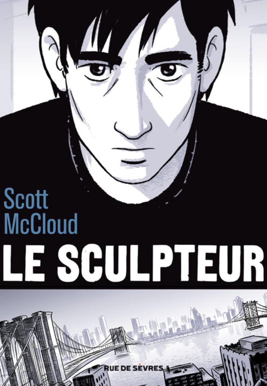 Le Sculpteur – Scott Mc Cloud – Rue de Sèvres
