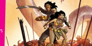 Conan débarque chez Glénat