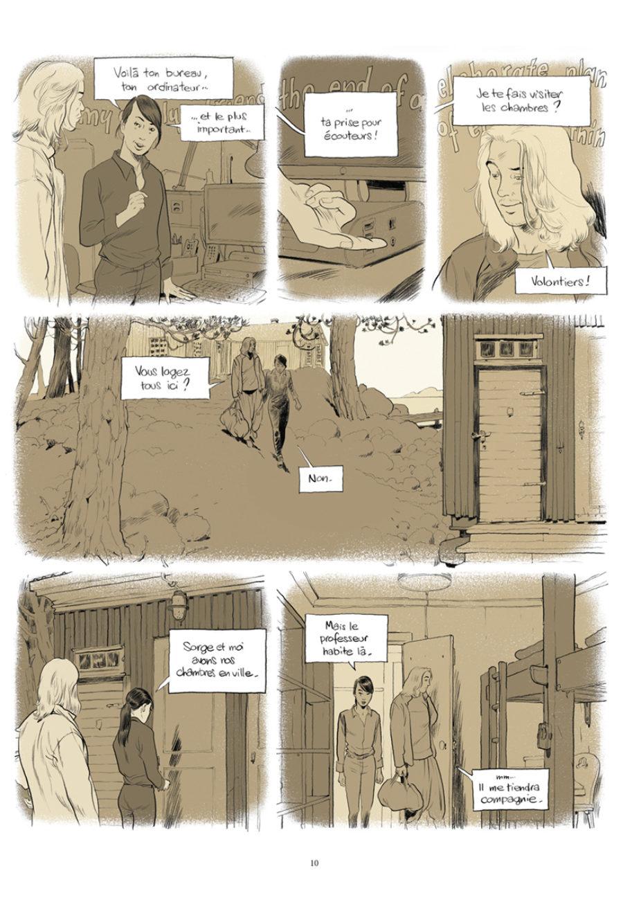 The End, Zep, rue de Sèvres-page9