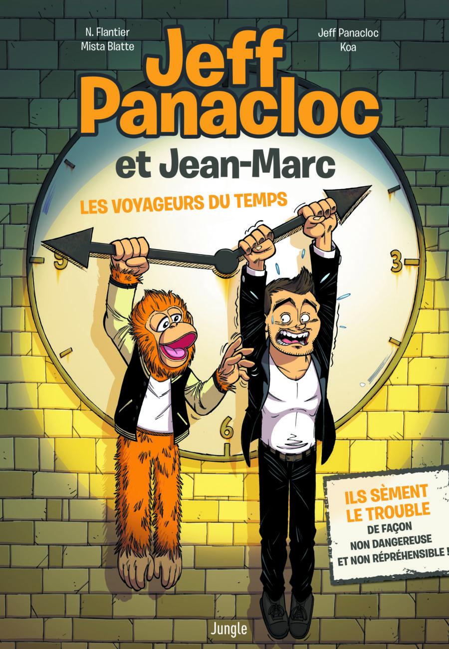 Jeff Panacloc et Jean-Marc, Les voyageurs du temps, Jungle