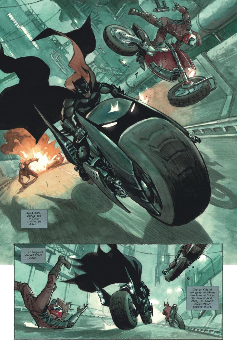 Batman, The Dark Prince Charming, Marini, Dargaud