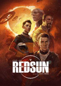 Redsun #1, Mon Frère, éditions Kamiti