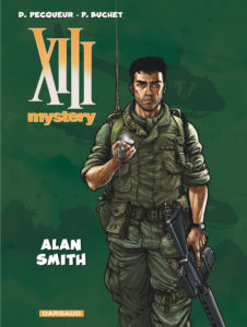 XIII Mystery #12, Alan Smith, Dargaud